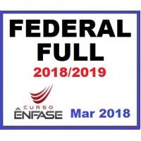 Curso Federal Full AGU – DPU – DPF Preparação Completa – Ênfase 2018.2