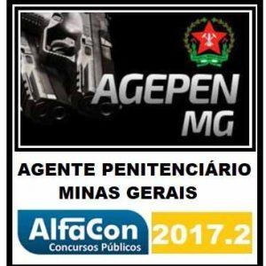 Agente de Segurança Penitenciário de Minas Gerais – AGEPEN MG – 2018