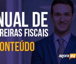 CARREIRAS FISCAIS – ANUAL – AGORA EU PASSO 2017.2