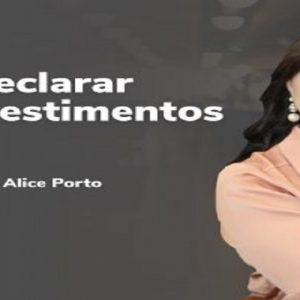 Como declarar investimentos no IR com Alice Porto a Contadora da Bolsa
