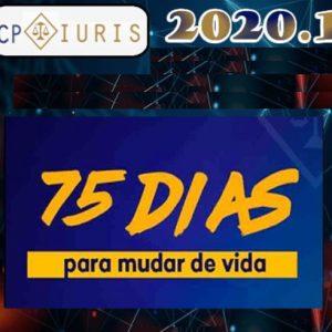 Curso 75 dias – Concursos Jurídicos – (Magistratura | Minitério Público | Defensoria | Delegado) CPiuris 2020.1