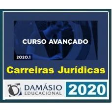 Avançado Carreiras Jurídicas Damásio 2020.1