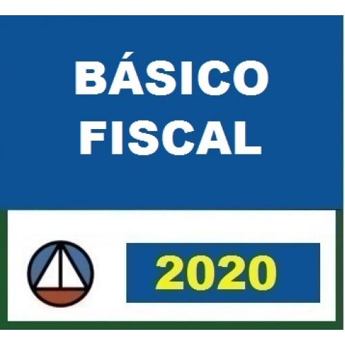 CURSO BÁSICO PARA ÁREA FISCAL- PRIMEIRA AULA GRÁTIS CERS 2020.1