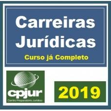 Carreiras Jurídicas Semestral CPJUR 2019.2