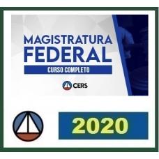 CURSO COMPLETO PARA A MAGISTRATURA FEDERAL CERS 2020.1