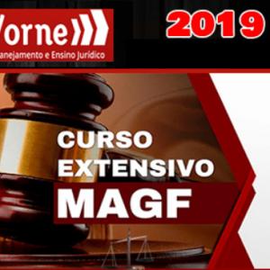 Curso Extensivo Magistratura Federal Vorne 2019.2