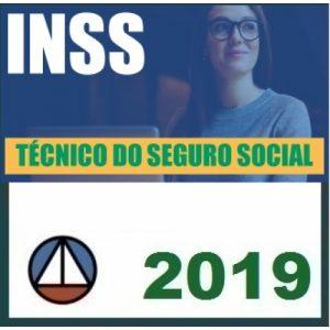 INSS Técnico do Seguro Social – CERS 2019.1
