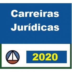 CURSO COMPLETO PARA CARREIRA JURÍDICA CERS 2020.1