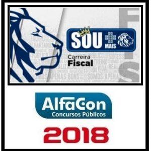 SOU + CARREIRA FISCAL – ALFACON 2018.2