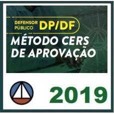 DP DF Defensor Público – PÓS EDITAL – Método CERS de Aprovação Defensoria Pública do Distrito Federal CERS 2019.1