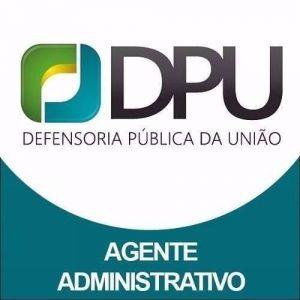 Curso para Concurso Dpu agente Administrativo Casa Do Concurseiro 2016