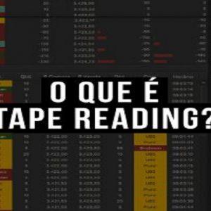 Formação de Traders PRO - Tape Reading - Bolsa de Valores