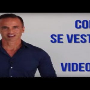 Homem Vista-se Bem - Marketing Digital - Curso Online