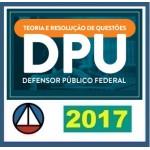 Intensivo Defensoria Pública da União DPU CERS 2017