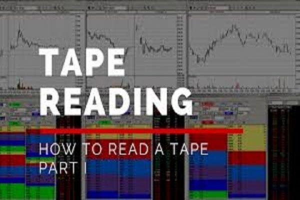 microestrutura de mercado – Programa Tape Reading