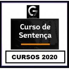 G7 Jurídico – Sentença Civil e Penal para Magistratura Estadual e Federal Sentenças Civis e Penais G7 2020.1