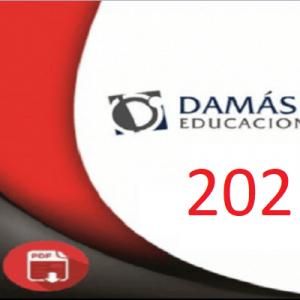 Carreiras Fiscais Anual AVANÇADO Damasio rateio de concursos