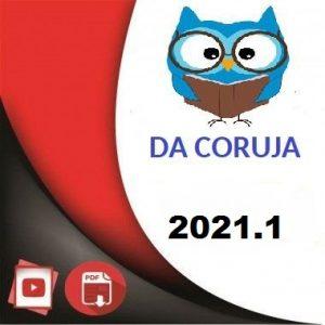 Polícia Federal (Agente) - rateio de concursos - 2021.1