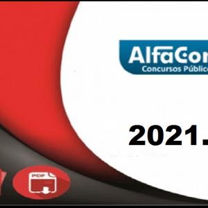PC PR (Investigador ) Alfacon - rateio de concursos
