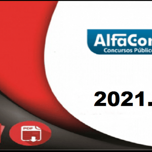 PC - RJ ( Inspetor ) Alfacon 2021.1 - rateio de concursos