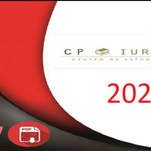 Delegado Federal Polícia Federal PF - PÓS EDITAL CP Iuris 2021.1