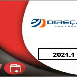 PC RN (Agente e Escrivão) Direção 2021 - rateio de concursos