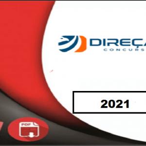 PC DF (Agente) Direção concursos - rateio de concursos