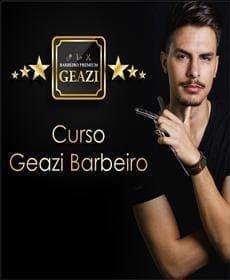 CURSO GEAZI BARBEIRO - GEAZI PEREIRA 2021