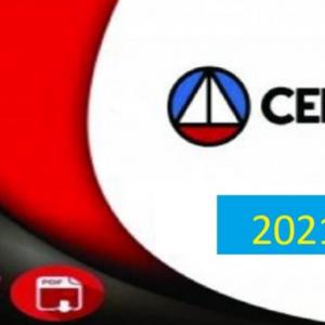 PC MG - Escrivão - Reta Final - Pós Edital CERS 2021.2